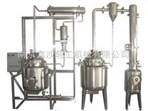 全自動小型多功能提取濃縮醇沉回收機組參數