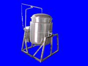 ZYG-0.7型可傾式蒸煮鍋產品特點