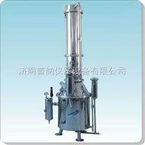 不銹鋼塔式蒸汽重蒸餾水器廠家