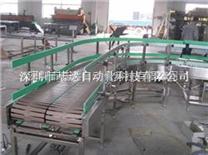 平頂鏈輸送機、鏈板空調裝配線
