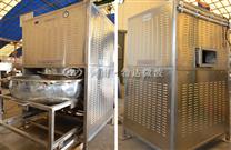 勃達微波立式真空干燥設備/微波真空干燥機/真空干燥設備