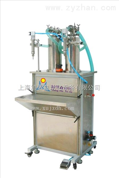 立式液体灌装机 灌装机械 高温果酱灌装机