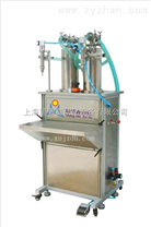 立式液體灌裝機 灌裝機械 高溫果醬灌裝機