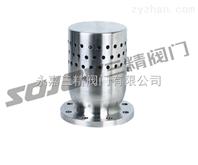 安全阀图片系列:SFA98W-10P/10R真空负压安全阀,不锈钢真空安全阀