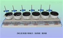 ZNCL-DL型多联数显磁力搅拌器(加热锅) 厂家直销
