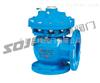 水力控制閥圖片系列:JM744X、JM644X液動快開排泥閥,氣動快開排泥閥