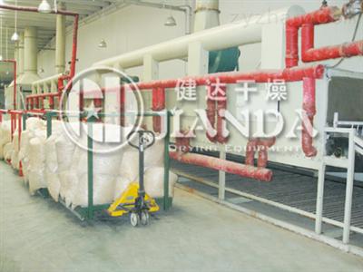 健达干燥:生姜片干燥机、生姜片烘干设备