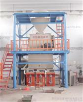 无机保温砂浆搅拌机腻子粉搅拌设备楼式干粉砂浆设备TD-80B