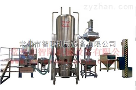 密閉固體制劑制粒干燥聯線機組