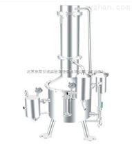 申安SHZ32-400不銹鋼塔式蒸汽重蒸餾水器