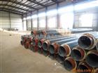 预制钢套钢聚氨酯架空保温管
