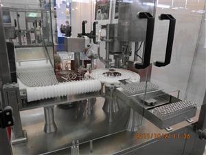 YKS1A卡式瓶灌装机