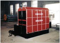 哈尔滨锅炉生产厂