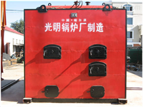 3吨散煤锅炉