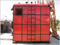 原煤熱水鍋爐