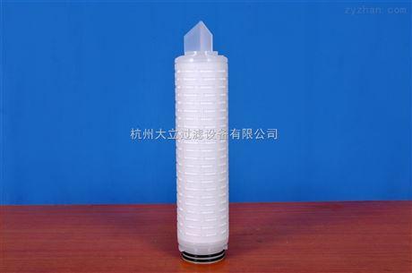 亲水性PVDF折叠滤芯应用