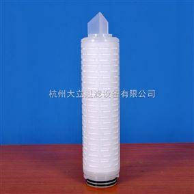 玻璃纤维折叠滤芯