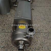 卫生级输送泵工作原理