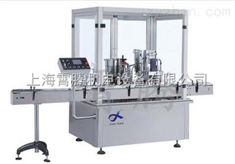 XT-FXZ-6型全自动旋盖机应用