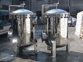 过滤精度0.5um不锈钢多袋式过滤器