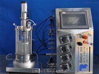 机械搅拌离位灭菌玻璃发酵罐
