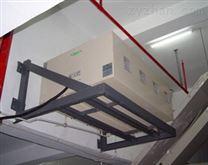 山东KLD-240B地下室车库吊顶除湿机/吊装除湿机厂家