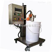 江苏LHE-100L型液体灌装机、定量灌装机、称重式液体分装机