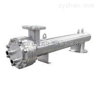 衛生級雙管板換熱器簡介