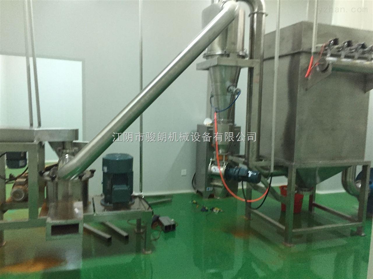 CWF-化工行业超微除尘粉碎机