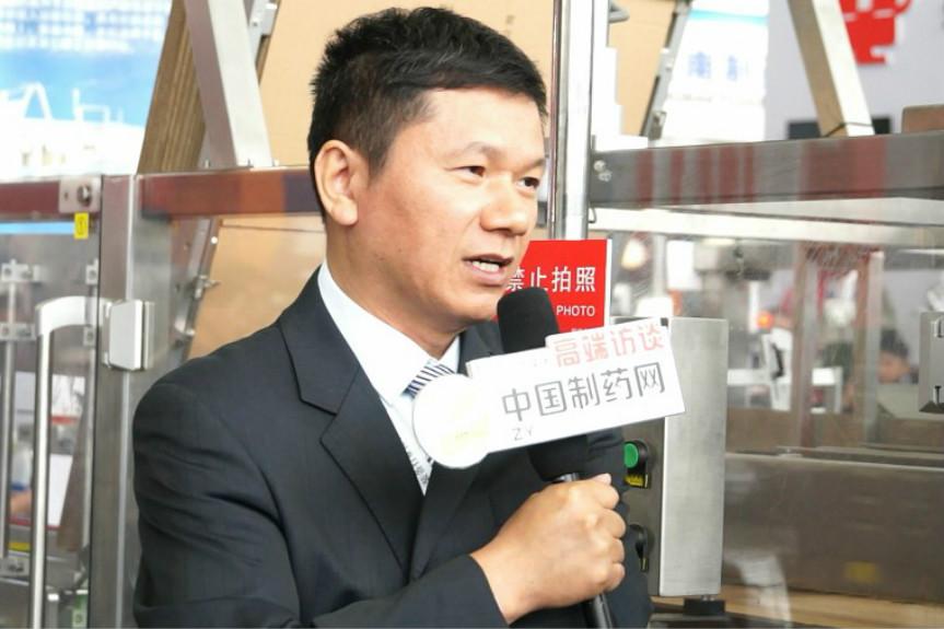三拓副总经理马正旭:做中高端产品 追求一流品质