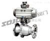 Q641F/PPL球阀图片系列:Q641F/PPL型不锈钢气动球阀